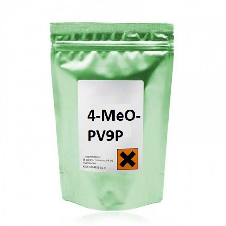 Buy 4-MeO-PV9P Online
